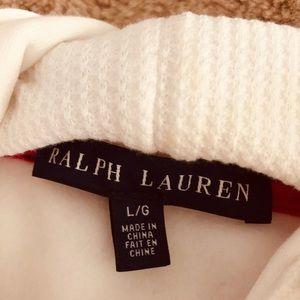 Ralph Lauren Tops - Ralph Lauren woman's sweatshirt hoodie